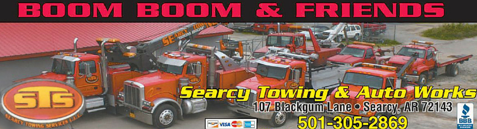 Searcy Towing & Auto Works